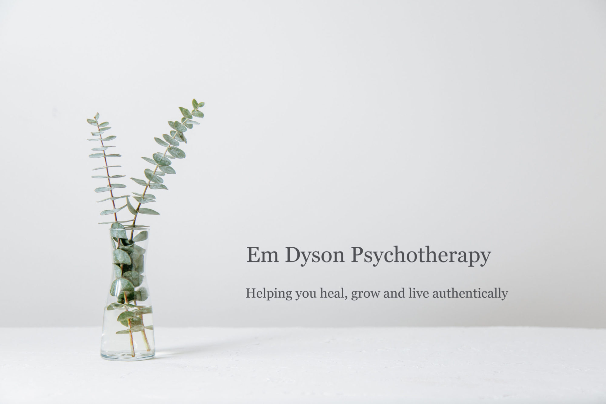 Em Dyson Psychotherapy
